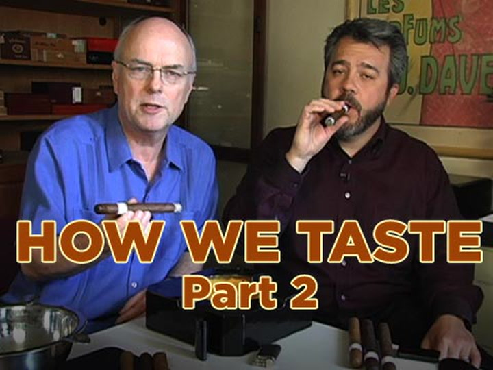How We Taste, Part 2