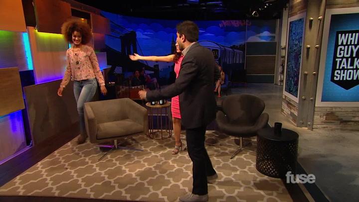 Calise Hawkins Talks 'Funny Girls' & Sleep Issues on 'WGTS'