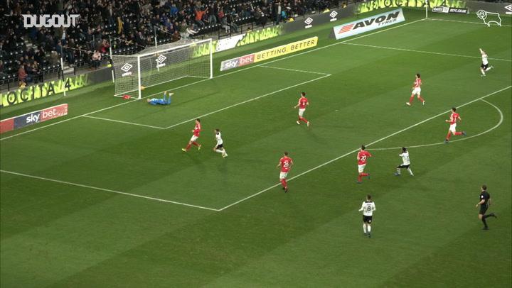 Marriott feeds Harry Wilson for superb goal against Middleborough