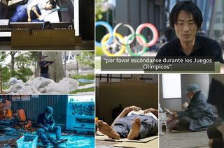 Las imágenes de Tokio que Japón no quiere que veas durante los Juegos Olímpicos