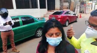 Familia de Keyla Martínez: