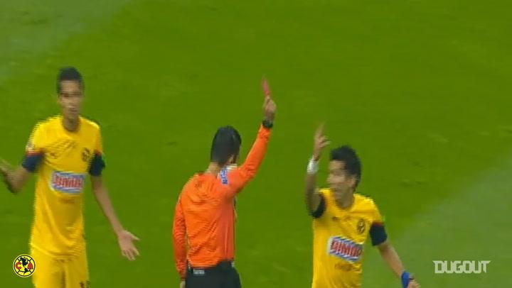 La épica remontada del Club América ante Cruz Azul