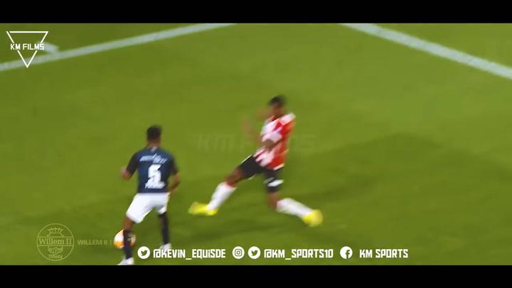 Así juega Diego Palacios, pretendido por el Barça