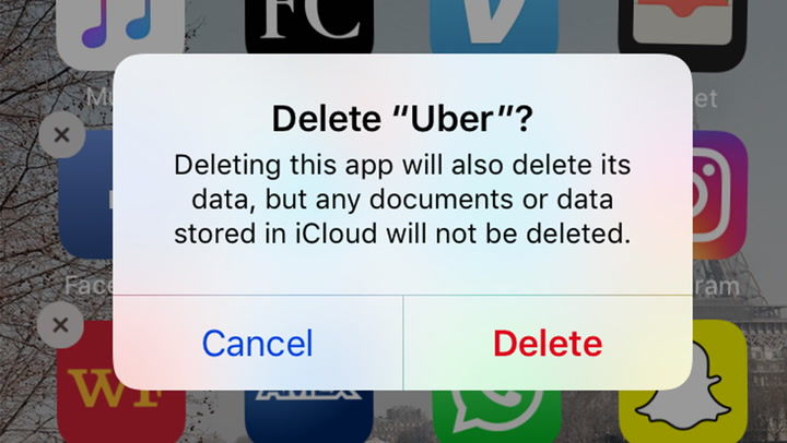 Why Everyone You Know Wants You To #DeleteUber