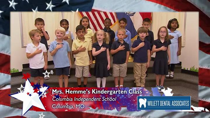 Columbia Independent - Mrs. Hemme - Kindergarten
