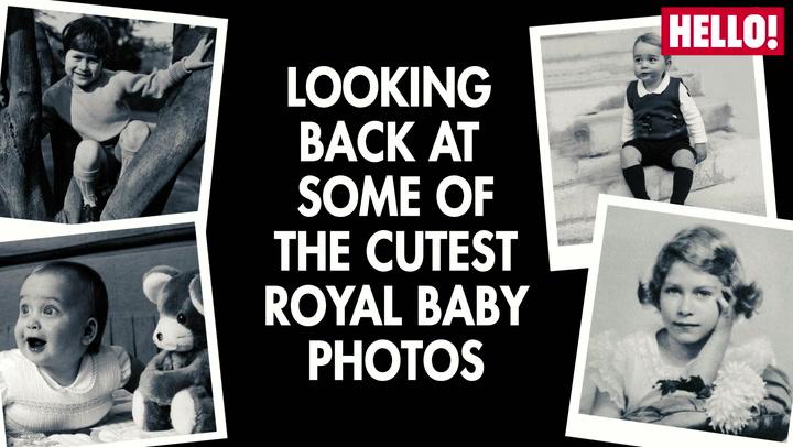Royal Baby Photos