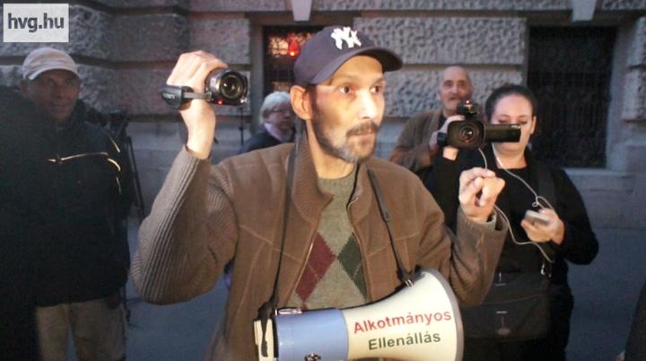 Rendőrt akart hívni Gyurcsányra, mert hazaáruló