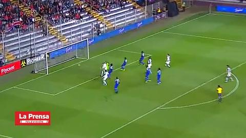 Video: Costa Rica igualó ante Haití y avanzó a semifinales de la Liga Naciones de Concacaf