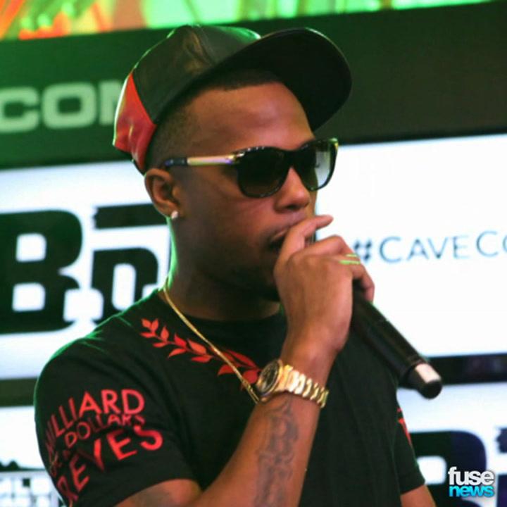 B.o.B Explains 'Underground Luxury' Album Title, Talks Personal Style
