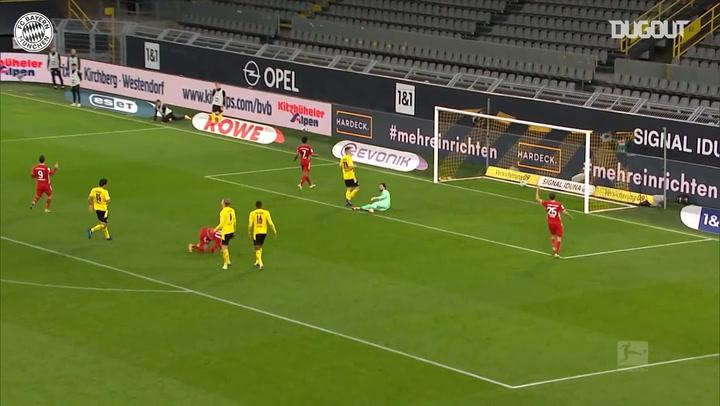 Leroy Sane's flying start at FC Bayern