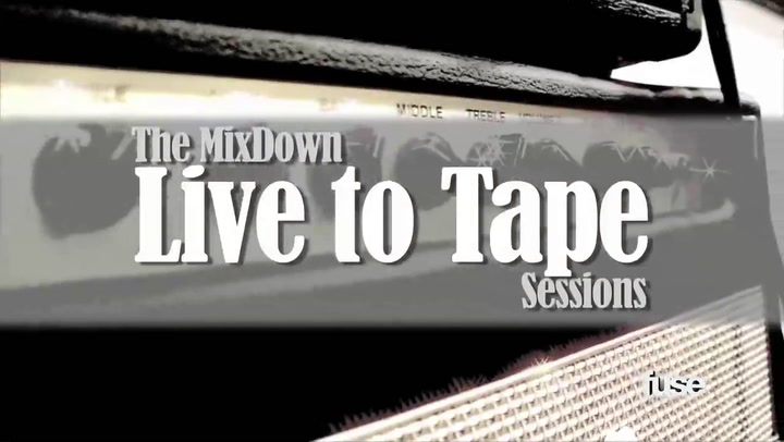 Shows: Hip Hop Shop: The MixDown Live to Tape Sessions: Jesse Boykins III