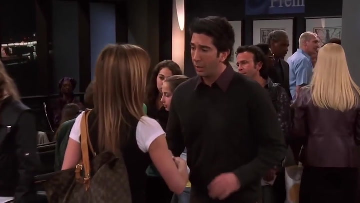 do ross and rachel end up together