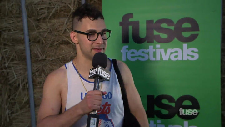 Bonnaroo 2015: Jack Antonoff of Bleachers