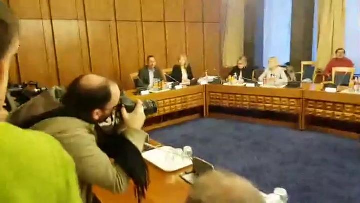 Nemzetbiztonsági bizottság: Fidesz-bojkott Soros miatt