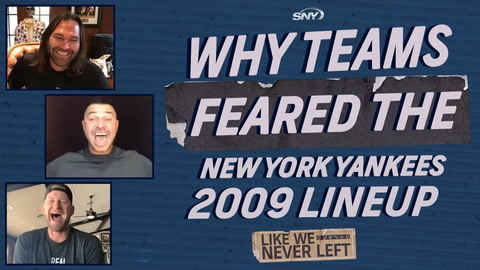 Like We Never Left: Why teams feared the Yankees' 2009 lineup
