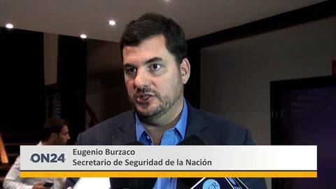 Burzaco: Ninguna ciudad tiene una proporción de asesinatos relacionados con el narcotráfico como Rosario