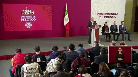 AMLO contempla rifar el avión presidencial de México