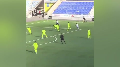 Kevin Álvarez brinda asistencia a gol en Suecia