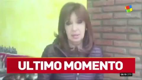 El juez Bonadio dictó el procesamiento con prisión y pidió el desafuero de Cristina