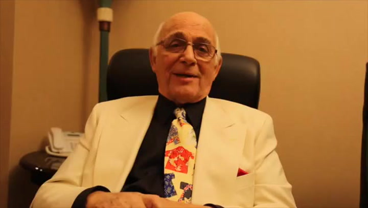 """Gavin Macleod - Captain Stubing On """"The boat of love"""" - Interview with a cruise critic (2013)"""