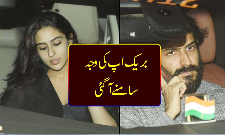 Sara Ali Khan - Harshvardhan Kapoor Break Up, Reason Reveale