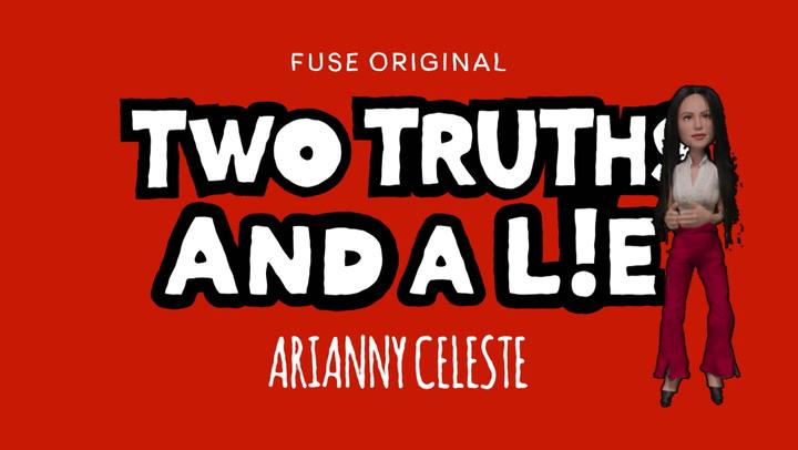 Arianny Celeste Plays 2 Truths and a Lie