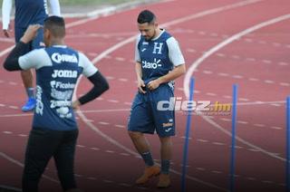 Omar Elvir sobre la Selección Nacional: