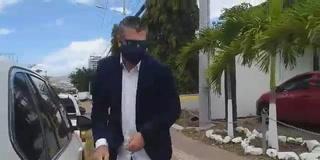 Diego Vázquez denuncia a la Comisión de Disciplina ante el Comisionado de Derechos Humanos