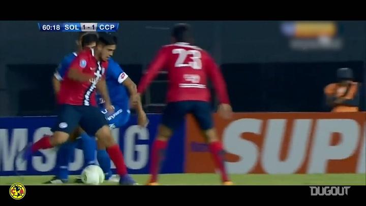 Sergio Díaz joins Club América