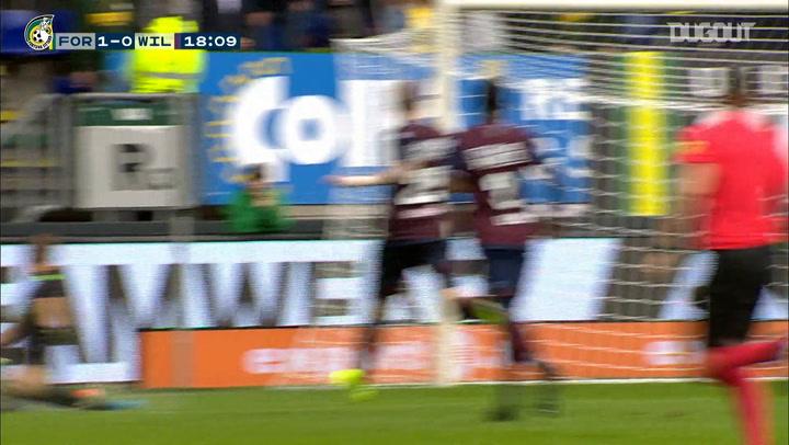 Fortuna Sittard's goals of 2019-20