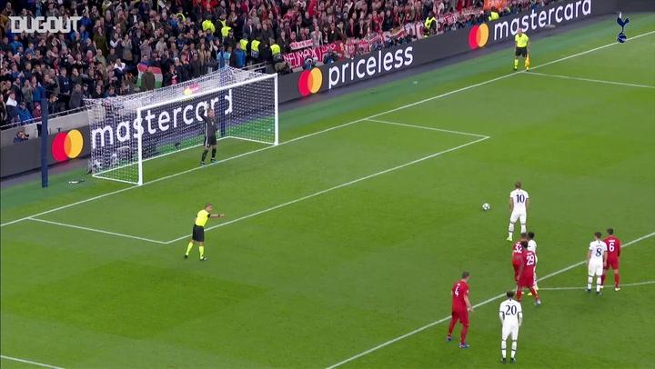Gol-gol Harry Kane di Liga Champions 2019-20