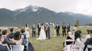 Kelly + Zimming | Agassiz, Canada | fraser river lodge