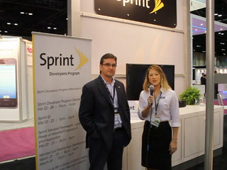 CTIA 2011: Sprint exec compares wireless to water