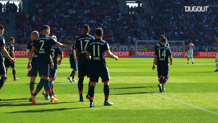FC Bayern seal the title in Augsburg!