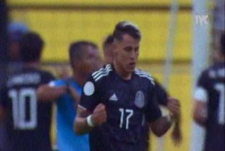 ¡JJ Macías marca el segundo y México le gana a Panamá en el estadio Azteca!