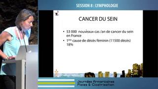 Traitements du lymphoedème post-cancer du sein