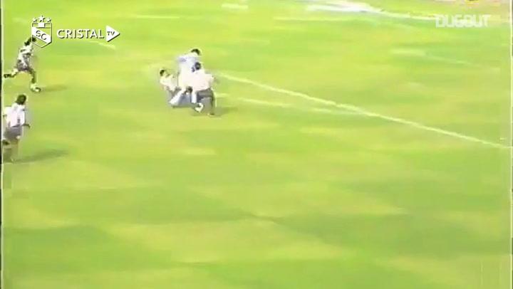 Sporting Cristal's 5-1 win vs Alianza Lima
