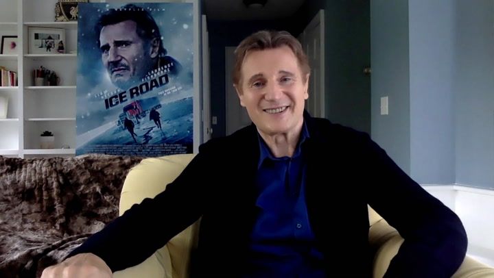 'The Ice Road' Interview With Liam Neeson