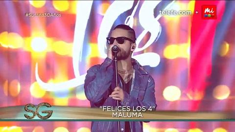 En una entrevista íntima, Maluma habló de mujeres y contó quién le lava la ropa sucia