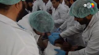 Suben a 20 muertos y 90 heridos víctimas en atentado a hospital en Afganistán