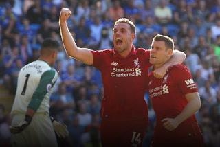 Liverpool vence al Cardiff y recupera la cima de la Premier League