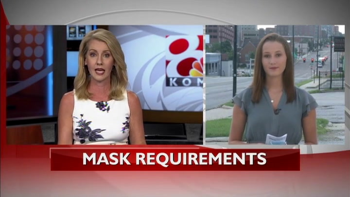 Columbia prepares for mask ordinance to take place Friday