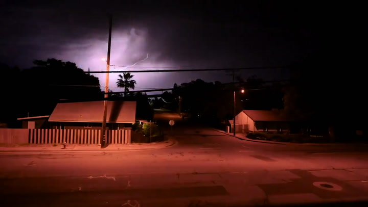 Thunder rolls across the Northwest