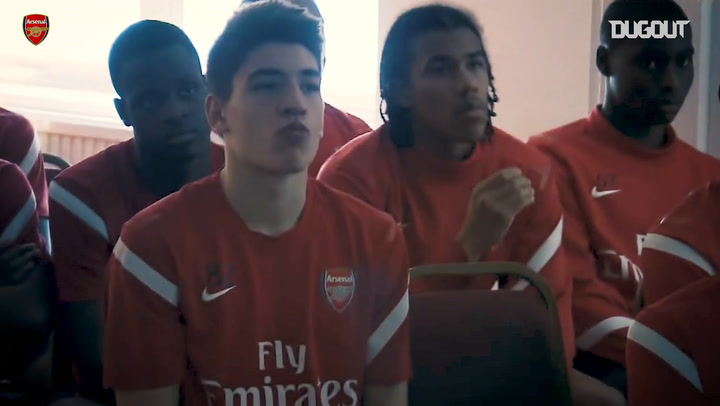 Arsenal's academy success