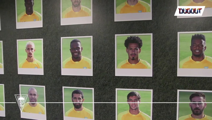 The Most Beautiful Wall in our Stadium