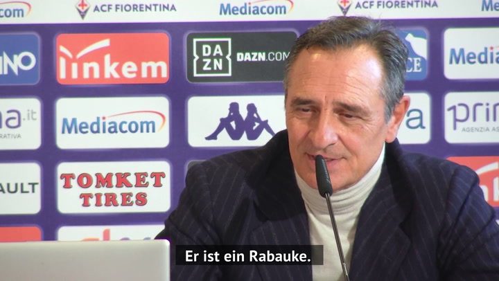 Neo-Fiorentina-Trainer über Ribery: Ein Rabauke