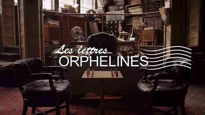 Replay Lettres orphelines -S1-Ep1- Samedi 10 Avril 2021