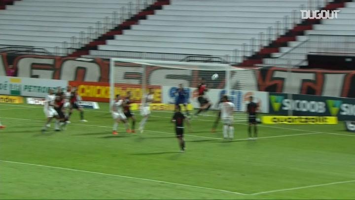 Highlights: Atletico Goianiense 0-0 Internacional