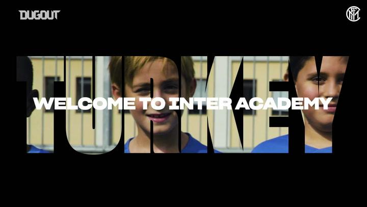 Inter open new academy in Turkey
