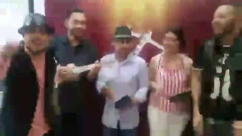 Grupo Los Lakras en entrevista con El Heraldo para presentarnos su primer tema